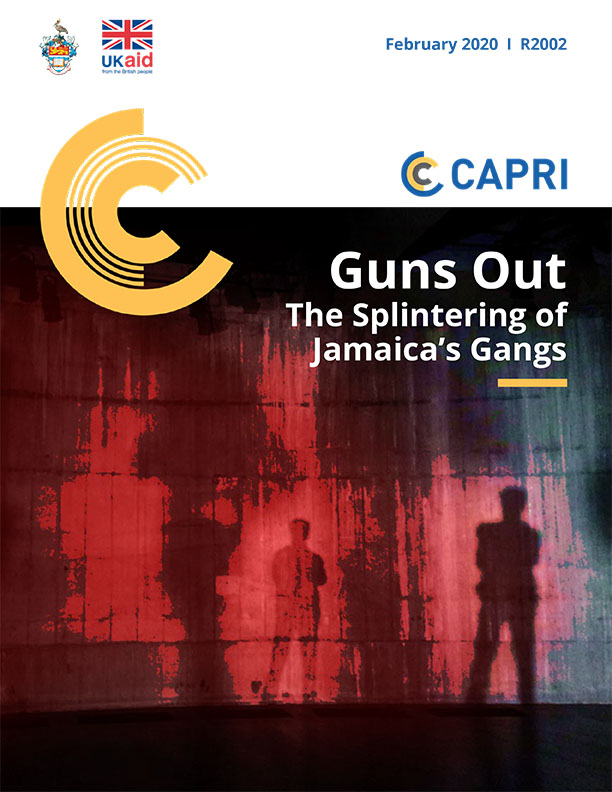 CAPRI Conducts Study on Jamaican Gangs