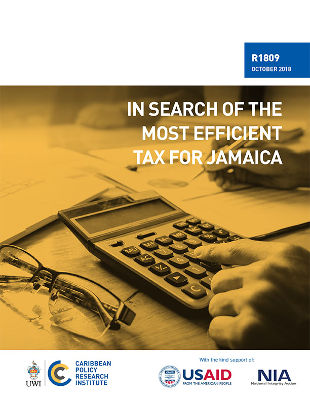 In Search of the Most Efficient Tax for Jamaica