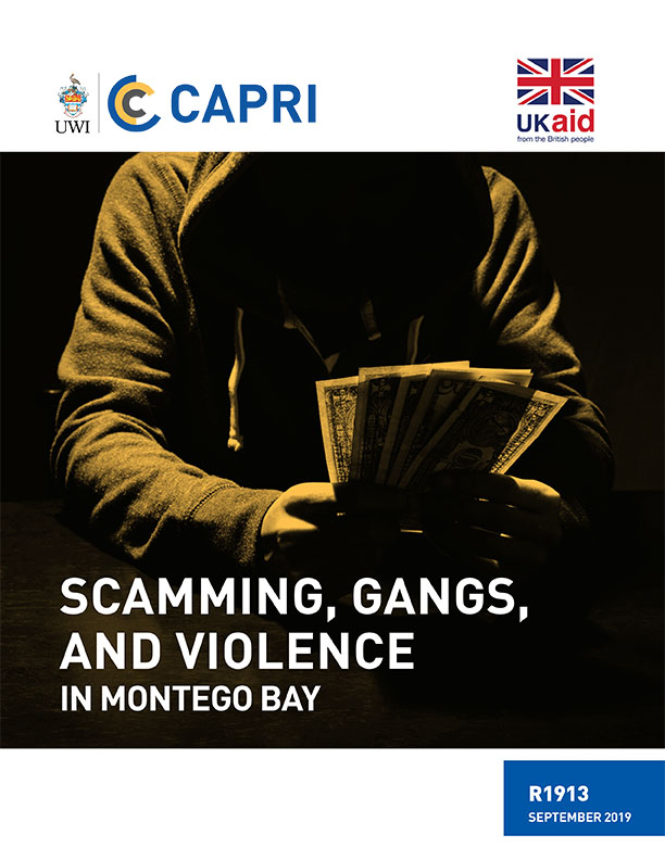 CAPRI Launches Study on Scamming, Gangs and Violence in Montego Bay