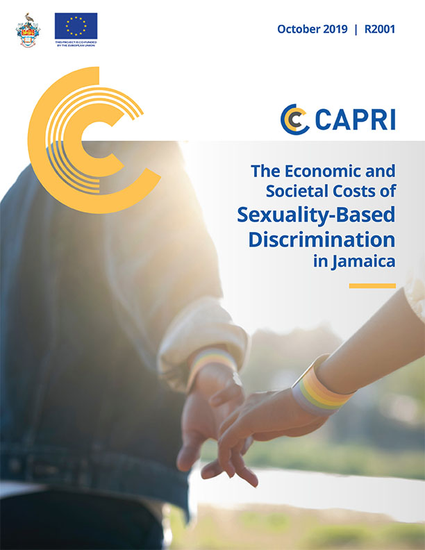 CAPRI Launches Study on the Costs of Sexuality Based Discrimination in Jamaica