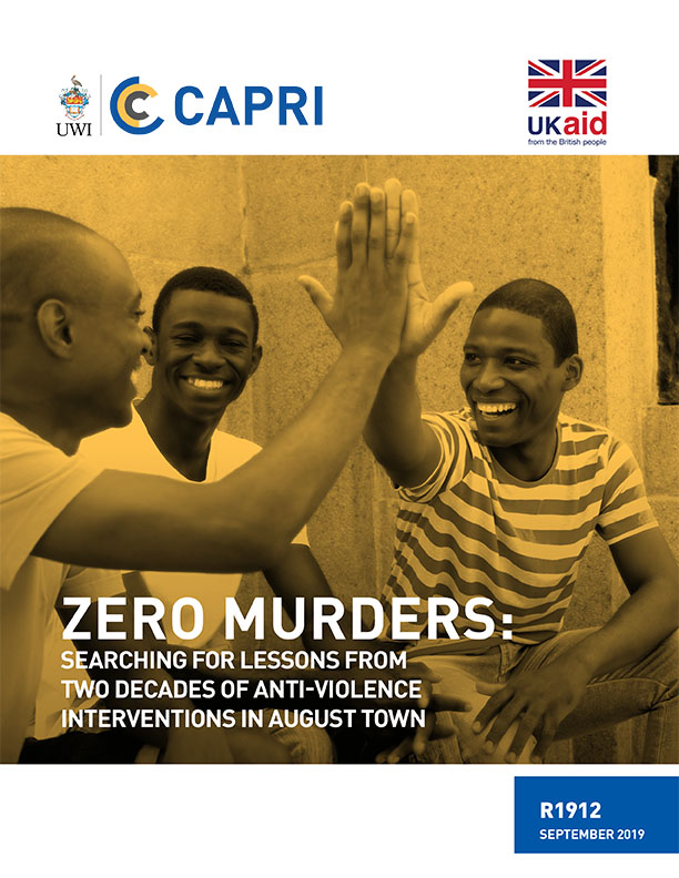 CAPRI Examines the Year of Zero Murders in August Town