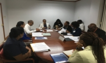 CAPRI meets with Minister Williams